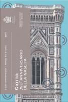 San Marino 2 Euro 2017 750. Geburtstag Giotto