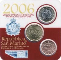 San Marino Minikit 2006 2. Ausgabe