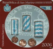 San Marino Minikit 2006 1. Ausgabe