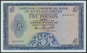 Schottland / Scotland P.272 5 Pounds 1964 (1)