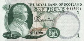 Schottland / Scotland P.327 1 Pound 1967 (1)