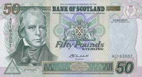 Schottland / Scotland P.122d 50 Pounds 2004 (1)