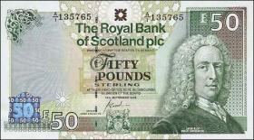 Schottland / Scotland P.367 50 Pounds 2005 (1)