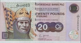 Schottland / Scotland P.228c 20 Pounds 2000 (1)