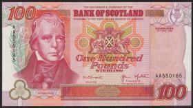 Schottland / Scotland P.123c 100 Pounds 1999 (1)