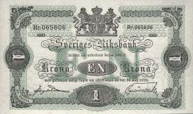 Schweden / Sweden P.32g 1 Krone 1920 (1)