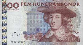 Schweden / Sweden P.66c 500 Kronen 2007 (1)