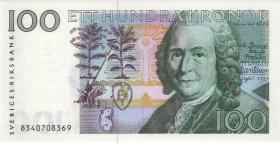 Schweden / Sweden P.57b 100 Kronen 1998 (1)