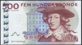 Schweden / Sweden P.66a 500 Kronen 2002 (1)