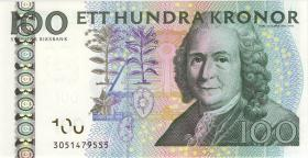 Schweden / Sweden P.65b 100 Kronen 2003 (1)