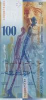 Schweiz / Switzerland P.72i 100 Franken 2010 (1)