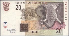 Südafrika / South Africa P.129a  20 Rand (2005) (1)