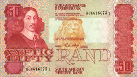 Südafrika / South Africa P.122b 50 Rand (1990) (1)