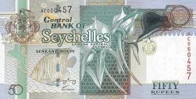 Seychellen / Seychelles P.39A 50 Rupien (2005) (1)