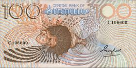 Seychellen / Seychelles P.31 100 Rupien (1983) (1)