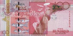 Seychellen / Seychelles P.44a 100 Rupien 2011 (1)