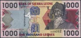 Sierra Leone P.24a 1000 Leones 2002 (1)