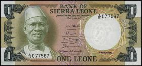 Sierra Leone P.05c 1 Leone 1980 (1)