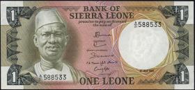 Sierra Leone P.05d 1 Leone 1981 (1)