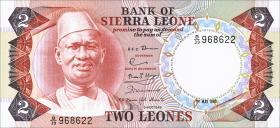 Sierra Leone P.06e 2 Leones 1980 (1)