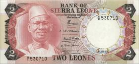 Sierra Leone P.06f 2 Leones 1983 (1)