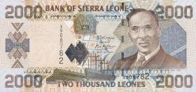 Sierra Leone P.26c 2000 Leones 2006 (1)