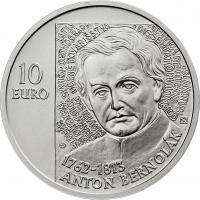 Slowakei 10 Euro 2012 Anton Bernolak stg