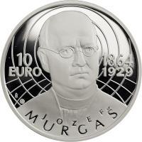 Slowakei 10 Euro 2013 Murgas PP