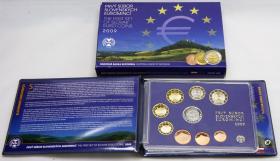 Slowakei Euro-KMS 2009 Polierte Platte