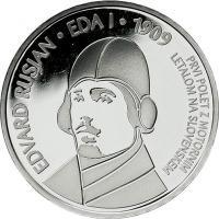 Slowenien 30 Euro 2009 Motorflug