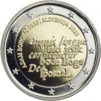 Slowenien 2 Euro 2020 Adam Bohoric PP