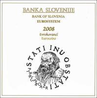 Slowenien Euro-KMS 2008