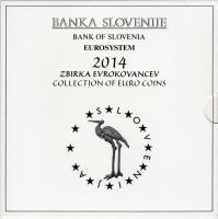 Slowenien Euro-KMS 2014 (8,88) PP