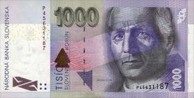 Slowakei / Slovakia P.42 1000 Kronen 2002 (1)