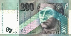 Slowakei / Slovakia P.45 200 Kronen 2006 (1)