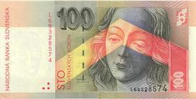 Slowakei / Slovakia P.15 20 Kronen (1993) Kuponausgabe (3)