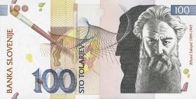 Slowenien / Slovenia P.31 100 Tolarjew 2003 (1)