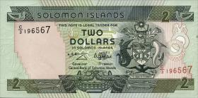 Solomon Inseln / Solomon Islands P.18 2 Dollars (1997) (1)