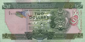 Solomon Inseln / Solomon Islands P.25a 2 Dollars (2004) (1)