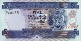 Solomon Inseln / Solomon Islands P.19 5 Dollars (1997) (1)