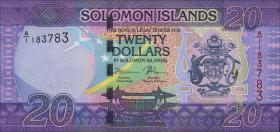 Solomon Inseln / Solomon Islands P.34 20 Dollars (2017) (1)