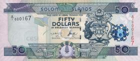 Solomon Inseln / Solomon Islands P.29a 50 Dollars (2004) (1)