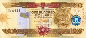 Solomon Inseln / Solomon Islands P.30 100 Dollars (2006) (1)