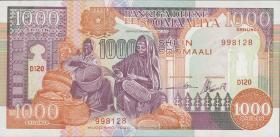 Somalia P.37a 1000 Shillings 1990 (1)