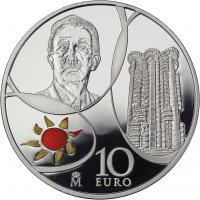 Spanien 10 Euro 2016 Modernes Europa