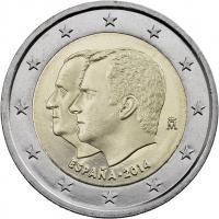 Spanien 2 Euro 2014 Thronwechsel