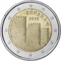 Spanien 2 Euro 2019 Avila
