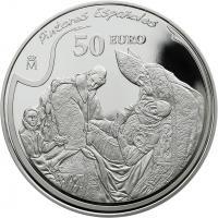 Spanien 50 Euro 2011 El Greco