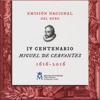 Spanien Euro-KMS 2016 Cervantes stg