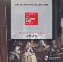 "Spanien Euro-KMS 2019 ""200 Jahre Prado"" stg"